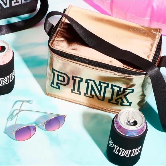 Copper Victoria Secret PINK Beach Cooler 2018